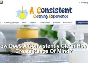 A Consistent Cleaning Experience, LLC   Lake Bonney, WA