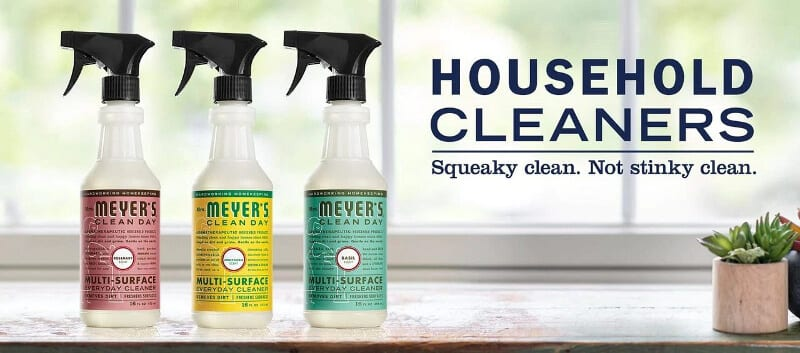 Mrs Meyers household cleaners | Atlanta, GA