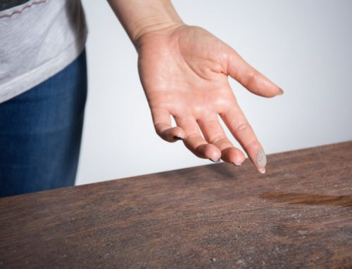 Don't Forget to Dust: Why Dusting is So Important